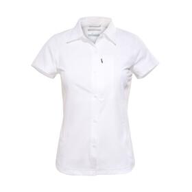 Columbia Silver Ridge Short Sleeve Shirt Women white
